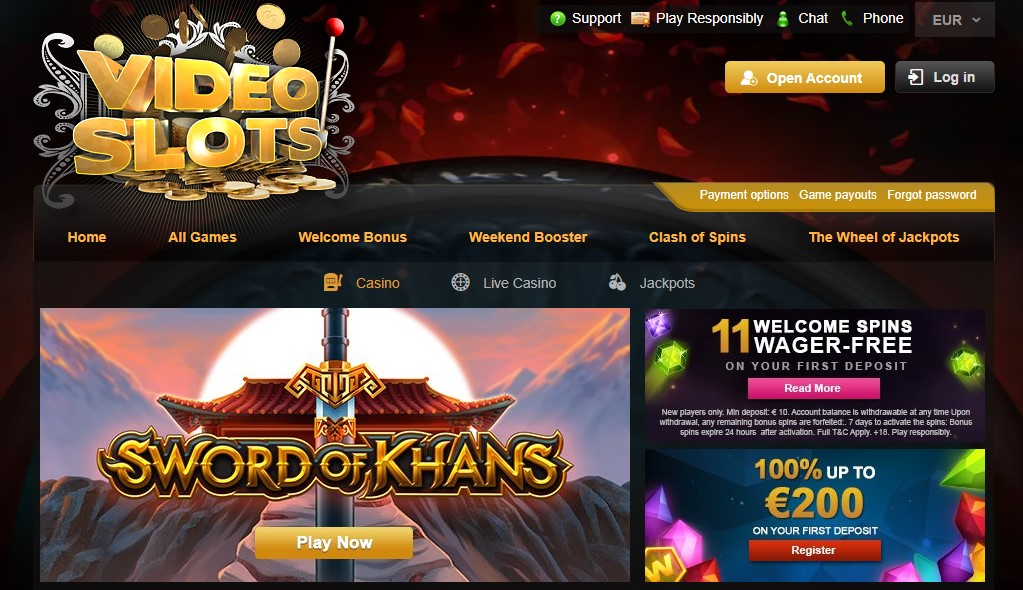 Video Slots Casino Best casinos with Demo mode