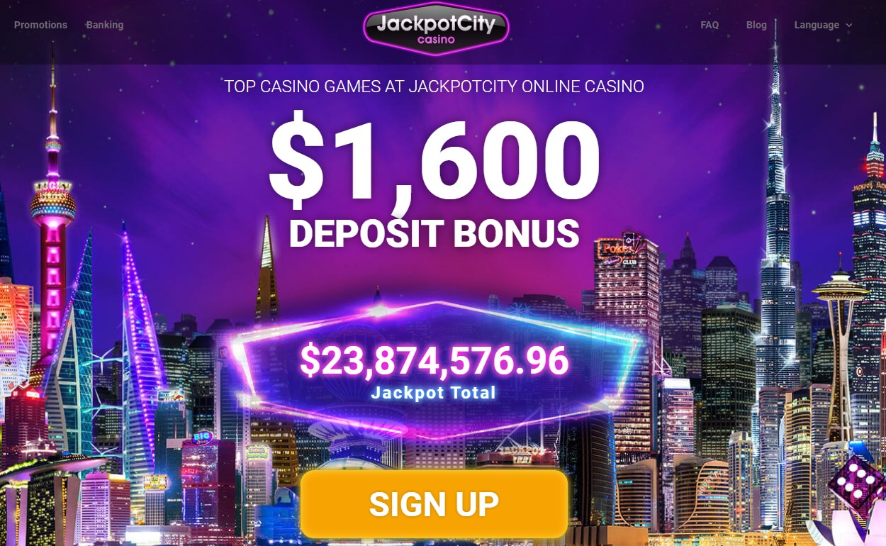 Jackpot City Casino Best Casinos with demo mode