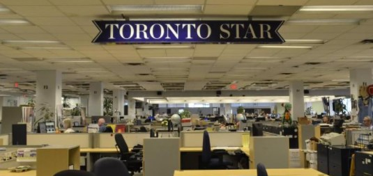 Toronto Star Offices