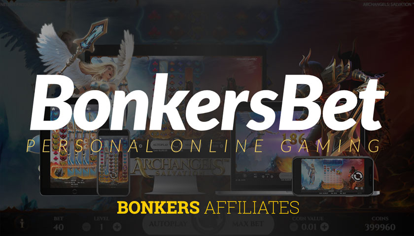 BonkersBet Affiliates screenshot
