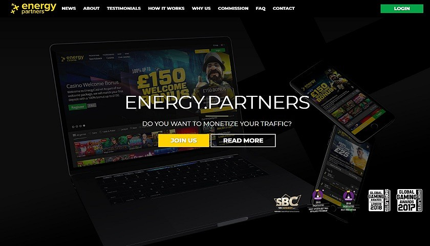 EnergyPartners screenshot