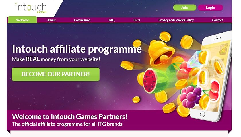 Intouch Partners screenshot