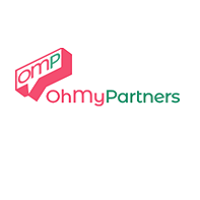 Oh My Partners logo