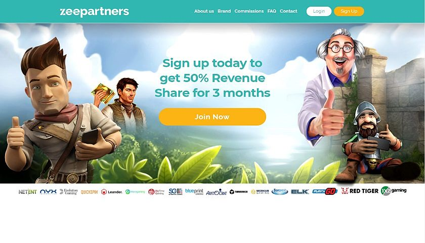 Zee Partners screenshot