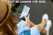 best 20 casinos for year 2020