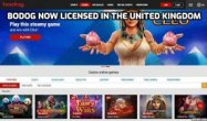 Bodog Now is Licensed in The United Kingdom