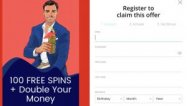 Agent Spinner casino signup