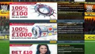 Betfair Casino signup
