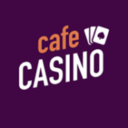 Cafe Casino review logo