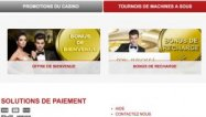 CasinoClic casino bonuses