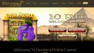 Dendera Casino screenshot