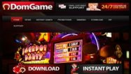 DomGame Casino screenshot