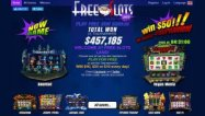 Free Slots Land screenshot