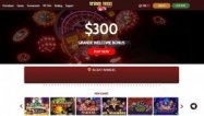 Grande Vegas Casino casino desktop screenshot