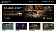 Hippodrome Online Casino screenshot