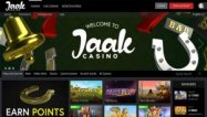 Jaak Casino screenshot