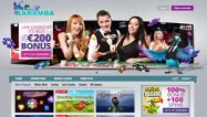 Karamba casino desktop screenshot