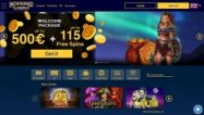 Konung Casino screenshot