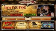 Lucky Creek Casino Bonus Codes 2021