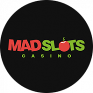 Detailed casino review of Mad Slots Casino including FAQ, ownership, company and pros & cons