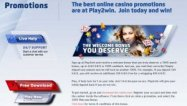 Play2Win Casino signup