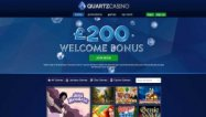 Quartz Casino screenshot