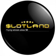 Slotland casino review logo