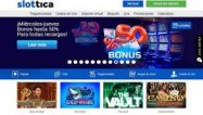 Slottica Casino screenshot