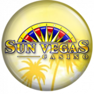 Detailed casino review of Sun Vegas Casino including FAQ, ownership, company and pros & cons