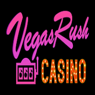 Detailed casino review of Vegas Rush Casino including FAQ, ownership, company and pros & cons