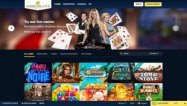 Viggoslots casino desktop screenshot