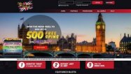 Win British Casino screenshot