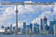 Ontario Goverment turn to Casinos for extra Funds
