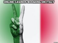 Online casinos Booming on Italy due to Lockdown
