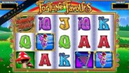 Rainbow Riches Fortune Favours Slot Screenshot