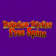 Rainbow Riches Free Spins logo