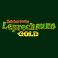 Rainbow Riches Leprechauns Gold logo