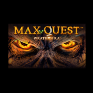 Max Quest: Wrath of Ra logo