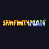 Spinfinity Man logo