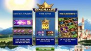 King Maker Slot Screenshot