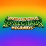 Wish Upon A Leprechaun Megaways logo