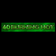 40 Burning Hot logo