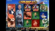 Trump It Deluxe Slot Screenshot