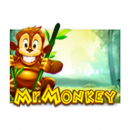 Mr Monkey logo