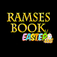Ramses Book Easter Egg logo