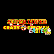 Super Duper Crazy Chicken logo