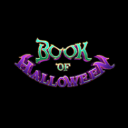 Book of Halloween logo