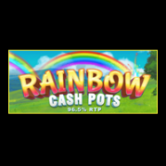 Rainbow Cash Pots logo