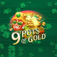 9 Pots of Gold logo