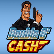Double O Cash logo